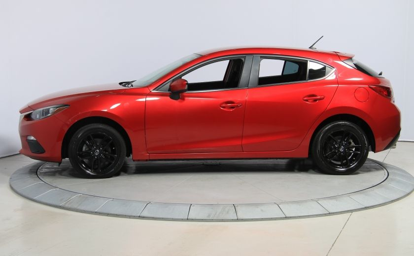 2015 Mazda 3 SPORT GS SKYACTIVE A/C GR ELECT CAMERA RECUL #3