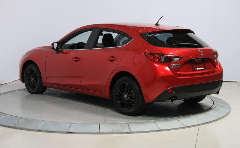 2015 Mazda 3 SPORT GS SKYACTIVE A/C GR ELECT CAMERA RECUL #4
