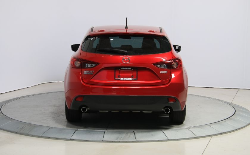 2015 Mazda 3 SPORT GS SKYACTIVE A/C GR ELECT CAMERA RECUL #5