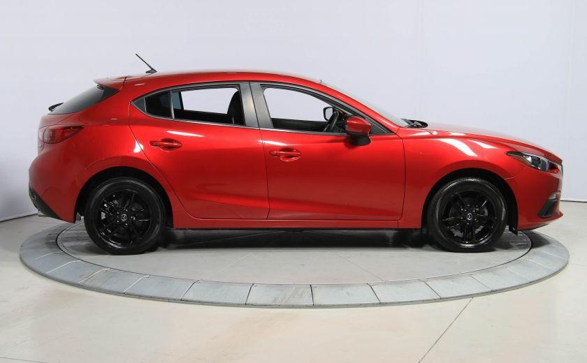 2015 Mazda 3 SPORT GS SKYACTIVE A/C GR ELECT CAMERA RECUL #7