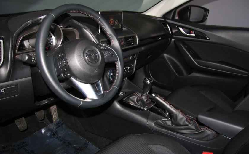 2015 Mazda 3 SPORT GS SKYACTIVE A/C GR ELECT CAMERA RECUL #8