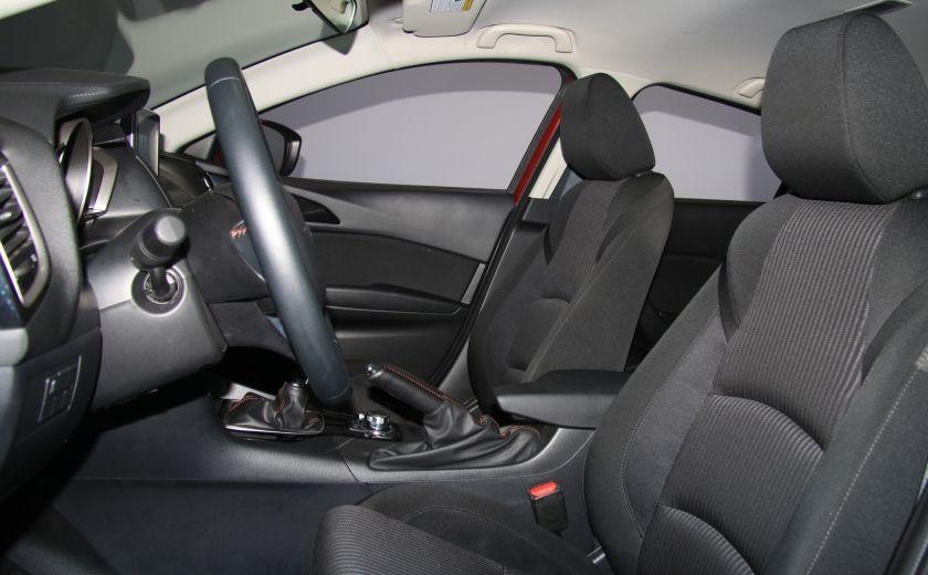 2015 Mazda 3 SPORT GS SKYACTIVE A/C GR ELECT CAMERA RECUL #9