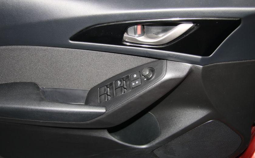 2015 Mazda 3 SPORT GS SKYACTIVE A/C GR ELECT CAMERA RECUL #10
