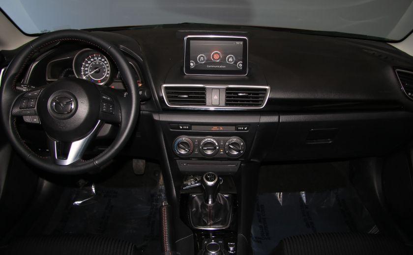 2015 Mazda 3 SPORT GS SKYACTIVE A/C GR ELECT CAMERA RECUL #11