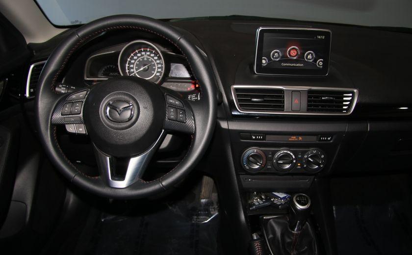 2015 Mazda 3 SPORT GS SKYACTIVE A/C GR ELECT CAMERA RECUL #12