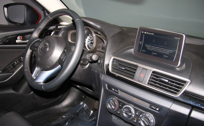 2015 Mazda 3 SPORT GS SKYACTIVE A/C GR ELECT CAMERA RECUL #22
