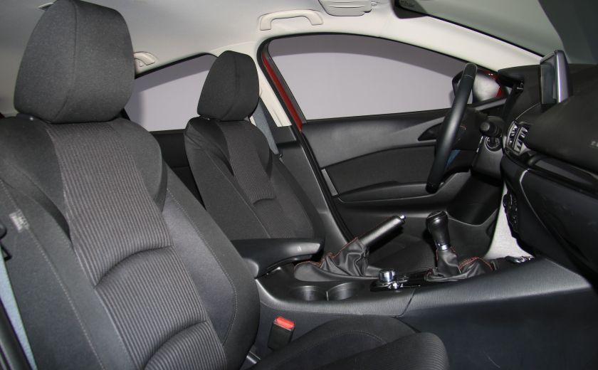 2015 Mazda 3 SPORT GS SKYACTIVE A/C GR ELECT CAMERA RECUL #23