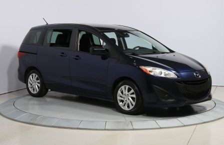 2012 Mazda 5 GS A/C GR ELECT MAGS BLUETHOOT in New Richmond