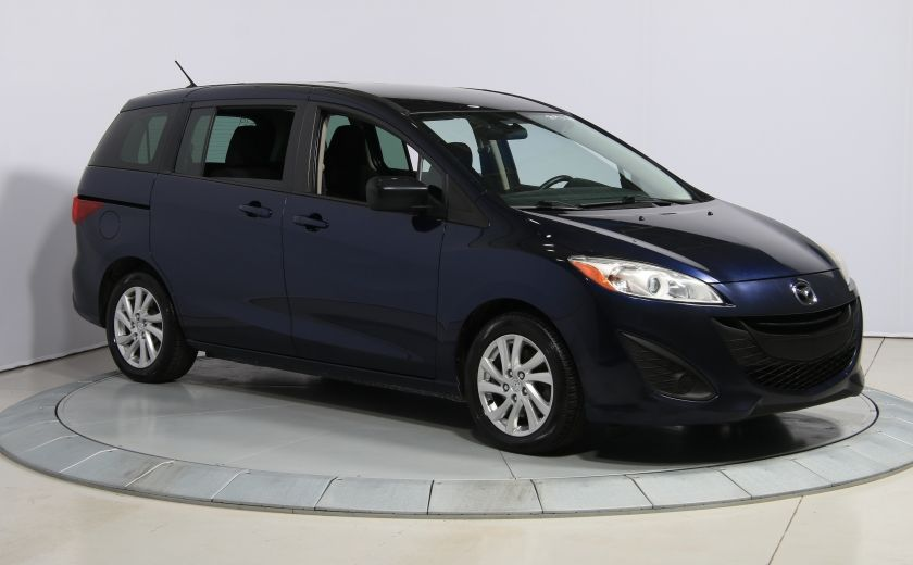 2012 Mazda 5 GS A/C GR ELECT MAGS BLUETHOOT #0