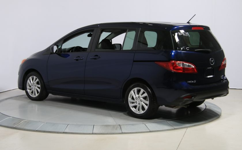 2012 Mazda 5 GS A/C GR ELECT MAGS BLUETHOOT #4