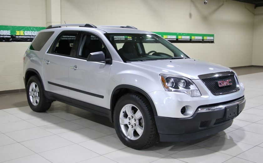 2011 GMC Acadia SLE1 AWD 8 PASSAGERS #0