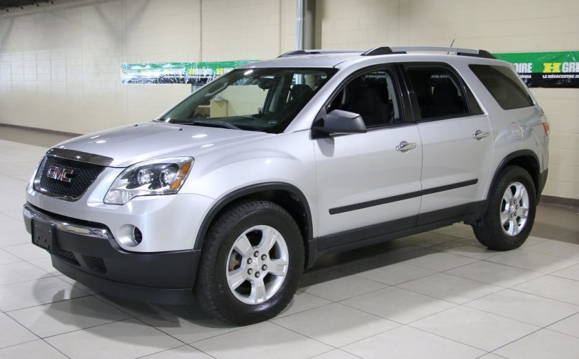 2011 GMC Acadia SLE1 AWD 8 PASSAGERS #2