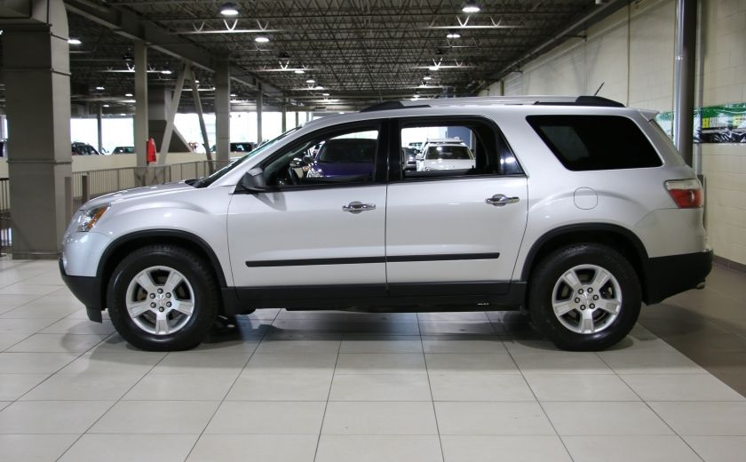 2011 GMC Acadia SLE1 AWD 8 PASSAGERS #3