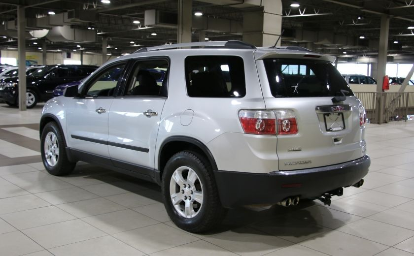2011 GMC Acadia SLE1 AWD 8 PASSAGERS #4