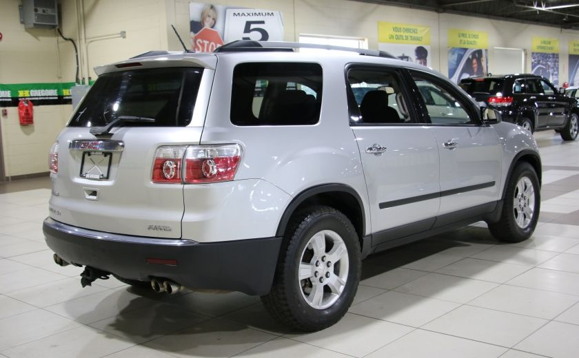 2011 GMC Acadia SLE1 AWD 8 PASSAGERS #6
