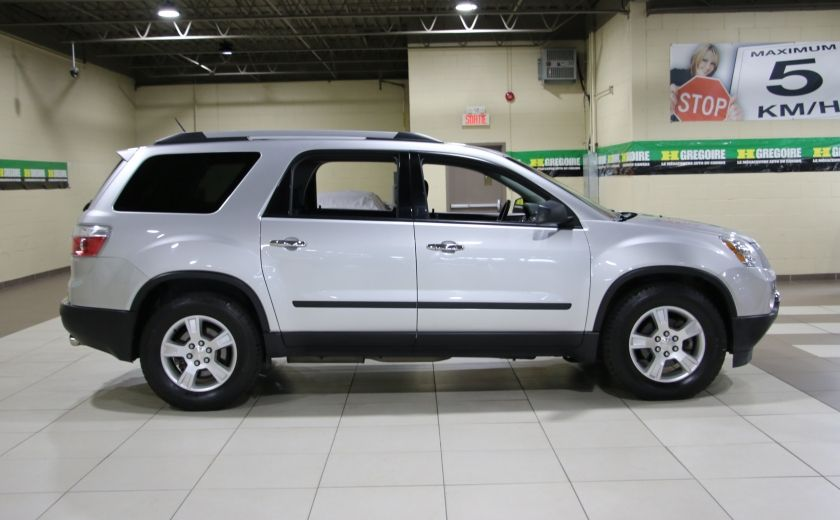 2011 GMC Acadia SLE1 AWD 8 PASSAGERS #7