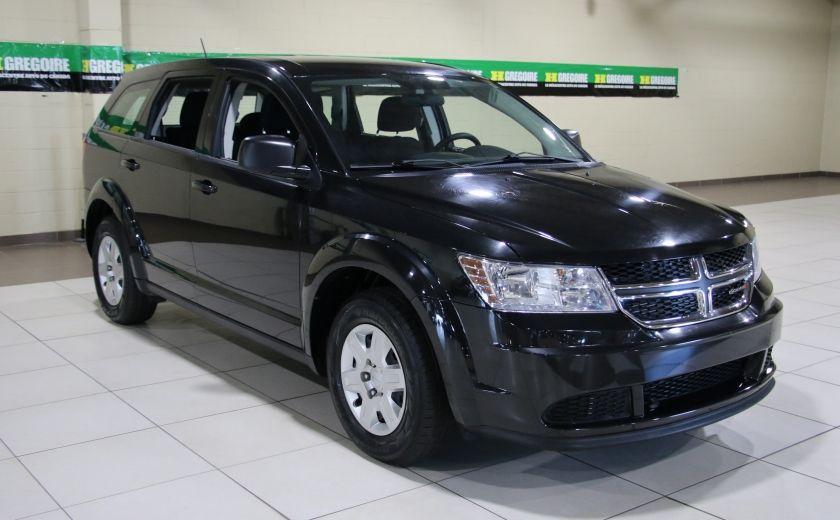 2012 Dodge Journey SE BAS KILOMETRAGE #0
