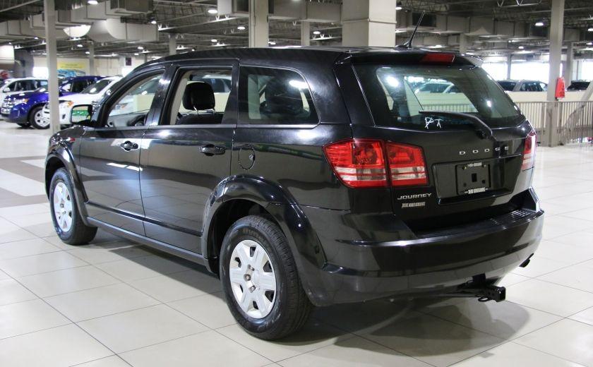 2012 Dodge Journey SE BAS KILOMETRAGE #4