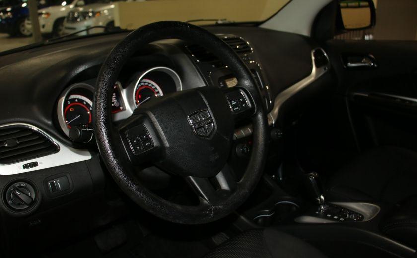 2012 Dodge Journey SE BAS KILOMETRAGE #8
