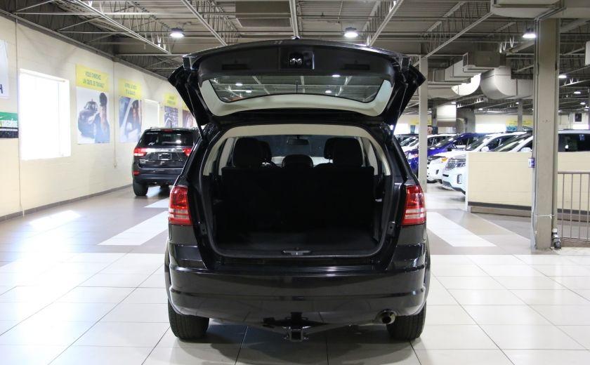 2012 Dodge Journey SE BAS KILOMETRAGE #24