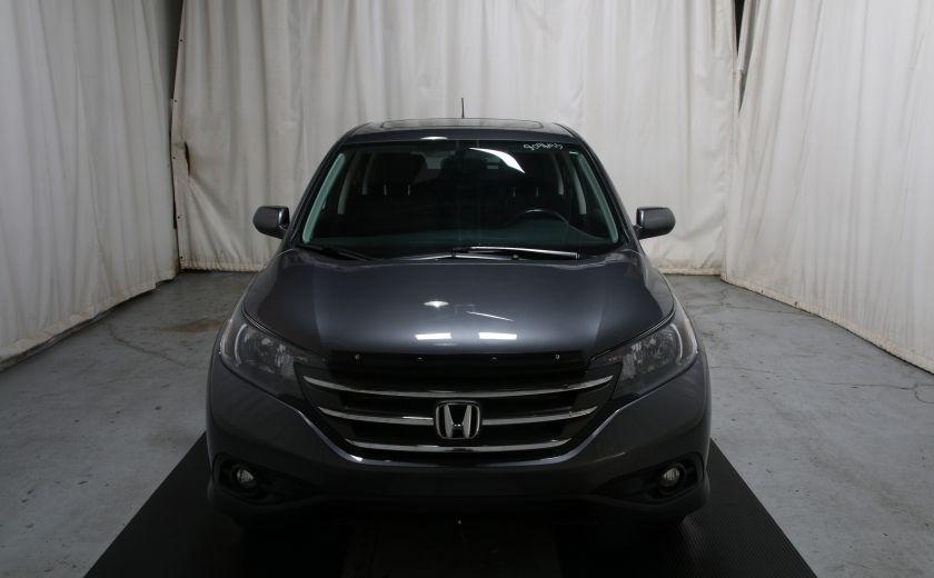 2013 Honda CRV EX AWD AUTO A/C TOIT MAGS BLUETHOOT #1