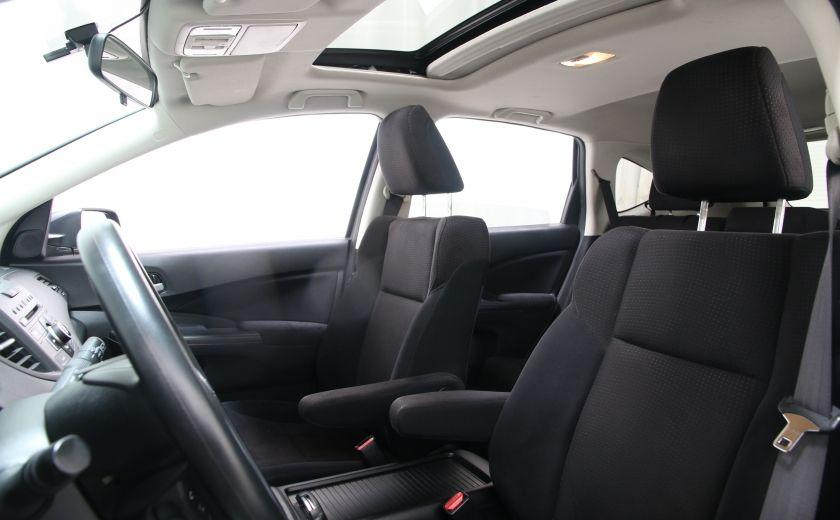 2013 Honda CRV EX AWD AUTO A/C TOIT MAGS BLUETHOOT #10