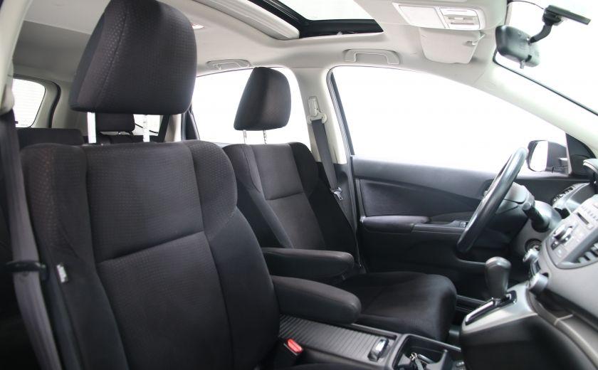 2013 Honda CRV EX AWD AUTO A/C TOIT MAGS BLUETHOOT #21