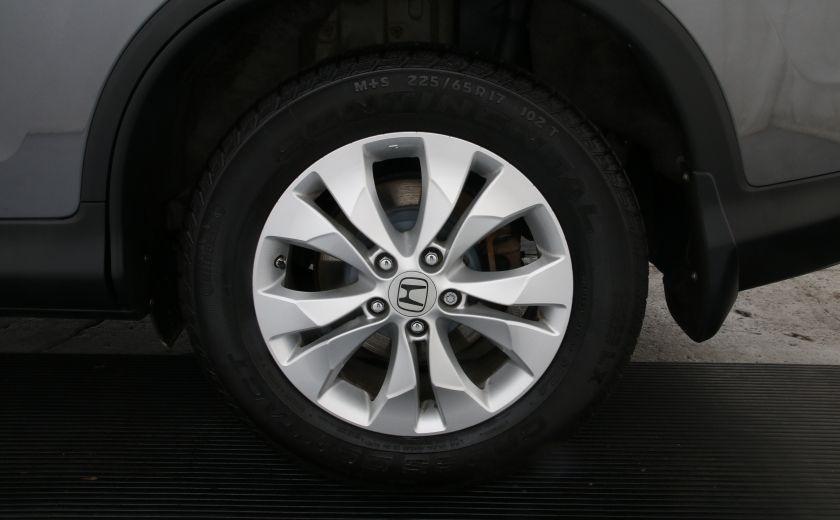 2013 Honda CRV EX AWD AUTO A/C TOIT MAGS BLUETHOOT #27