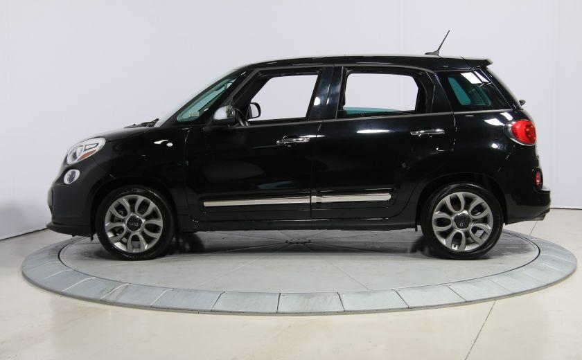2015 Fiat 500L Lounge AUTOMATIQUE A/C MAGS BLUETHOOT CUIR TOIT #2