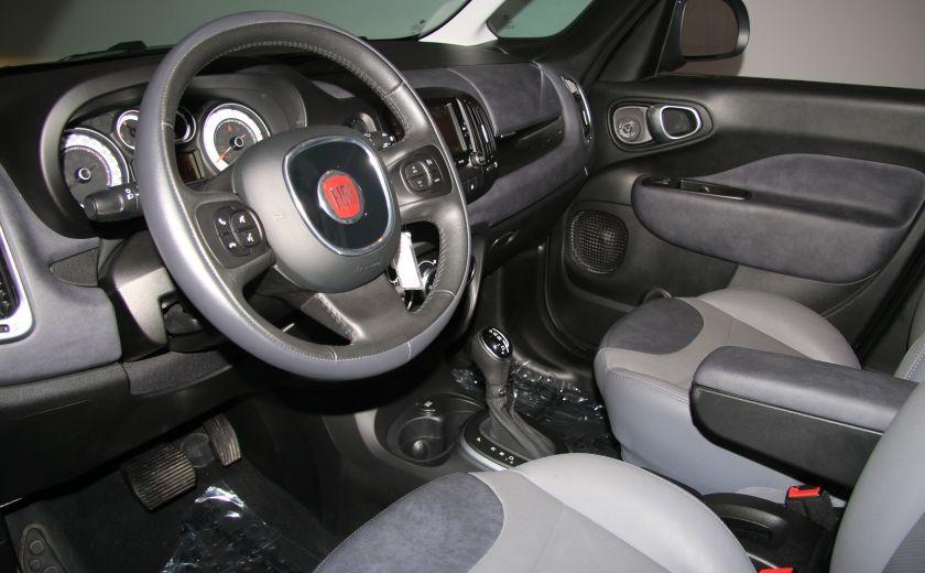 2015 Fiat 500L Lounge AUTOMATIQUE A/C MAGS BLUETHOOT CUIR TOIT #5