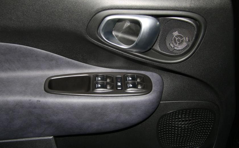 2015 Fiat 500L Lounge AUTOMATIQUE A/C MAGS BLUETHOOT CUIR TOIT #7