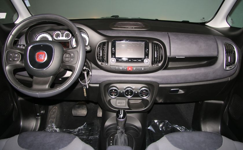 2015 Fiat 500L Lounge AUTOMATIQUE A/C MAGS BLUETHOOT CUIR TOIT #10
