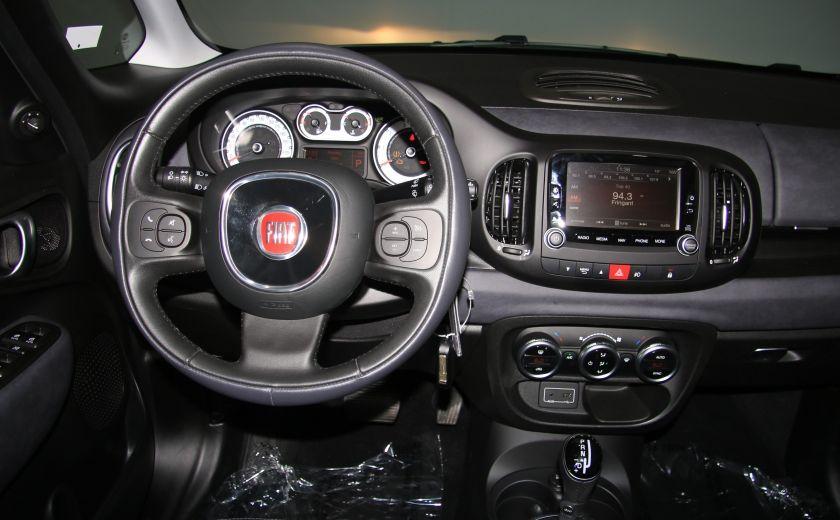 2015 Fiat 500L Lounge AUTOMATIQUE A/C MAGS BLUETHOOT CUIR TOIT #11