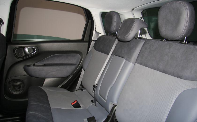 2015 Fiat 500L Lounge AUTOMATIQUE A/C MAGS BLUETHOOT CUIR TOIT #19