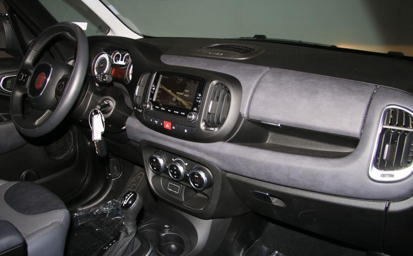 2015 Fiat 500L Lounge AUTOMATIQUE A/C MAGS BLUETHOOT CUIR TOIT #22