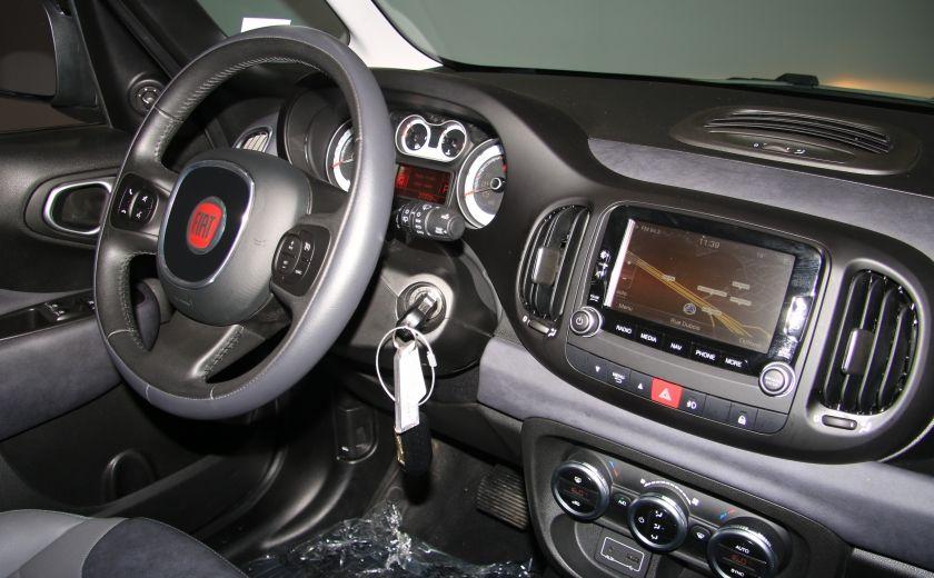 2015 Fiat 500L Lounge AUTOMATIQUE A/C MAGS BLUETHOOT CUIR TOIT #23