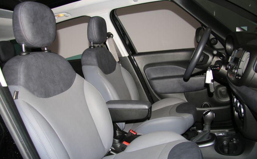 2015 Fiat 500L Lounge AUTOMATIQUE A/C MAGS BLUETHOOT CUIR TOIT #24