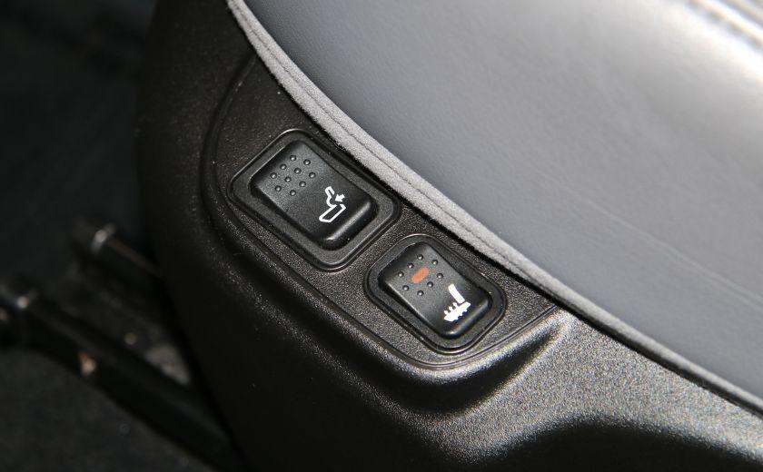 2015 Fiat 500L Lounge AUTOMATIQUE A/C MAGS BLUETHOOT CUIR TOIT #17