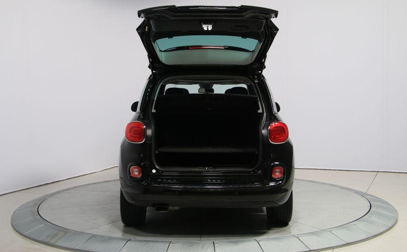 2015 Fiat 500L Lounge AUTOMATIQUE A/C MAGS BLUETHOOT CUIR TOIT #27