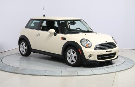 2011 Mini Cooper 2dr Cpe A/C GR ELECT MAGS in Carignan