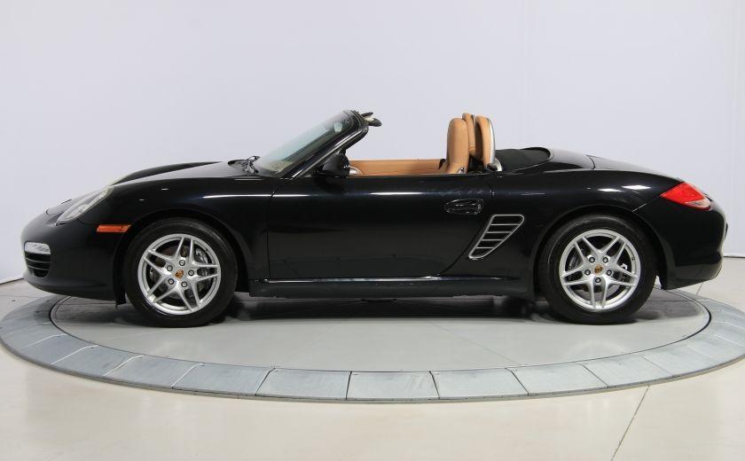 2009 Porsche Boxster A/C CUIR DÉCAPOTABLE MAGS #3