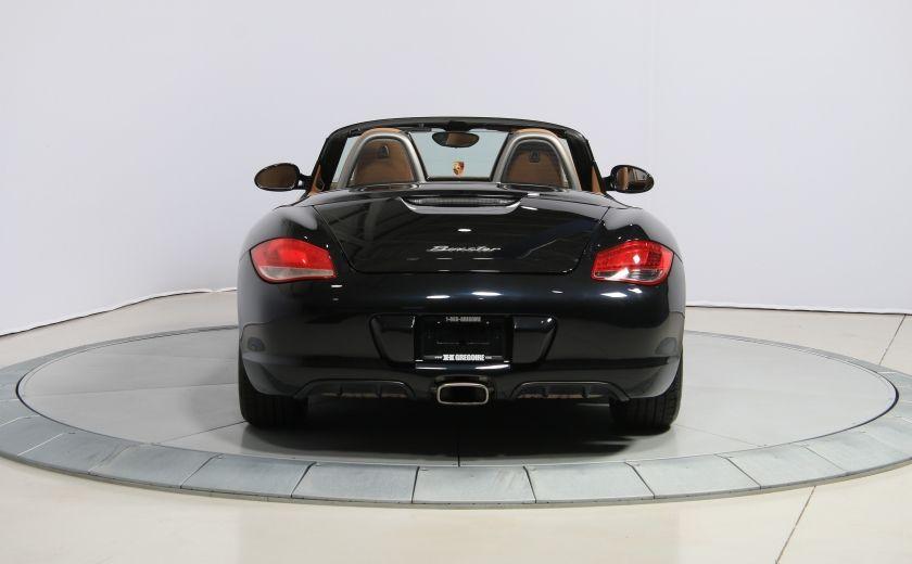 2009 Porsche Boxster A/C CUIR DÉCAPOTABLE MAGS #5