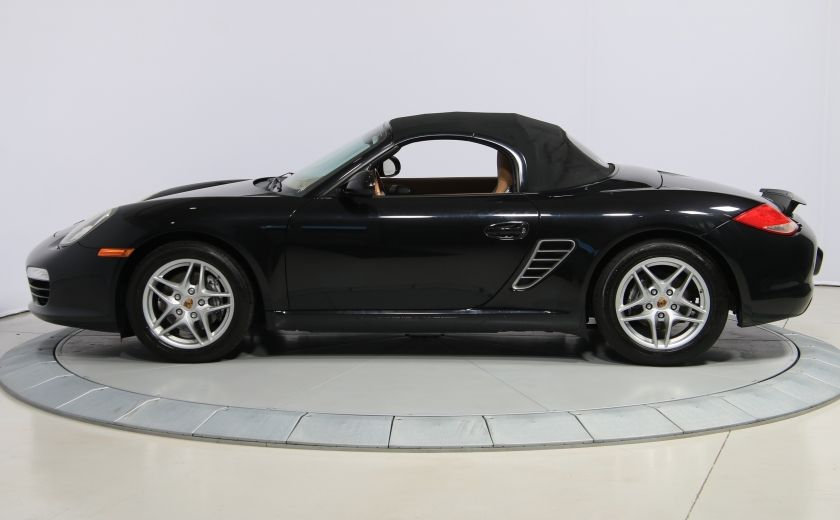 2009 Porsche Boxster A/C CUIR DÉCAPOTABLE MAGS #10