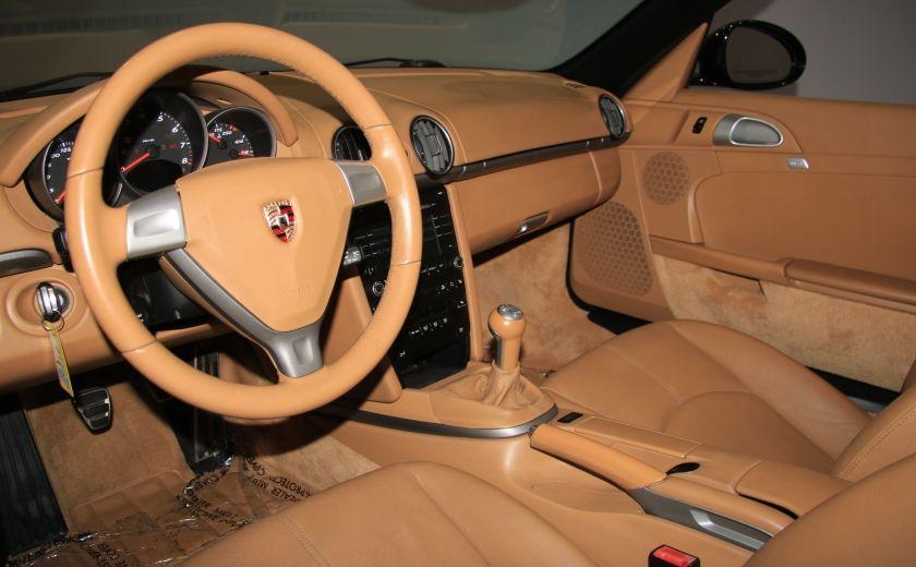 2009 Porsche Boxster A/C CUIR DÉCAPOTABLE MAGS #13