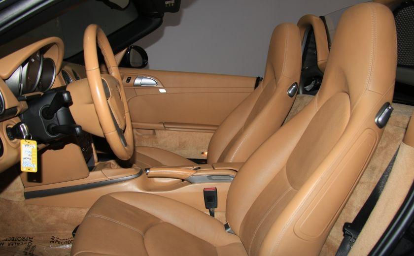 2009 Porsche Boxster A/C CUIR DÉCAPOTABLE MAGS #14