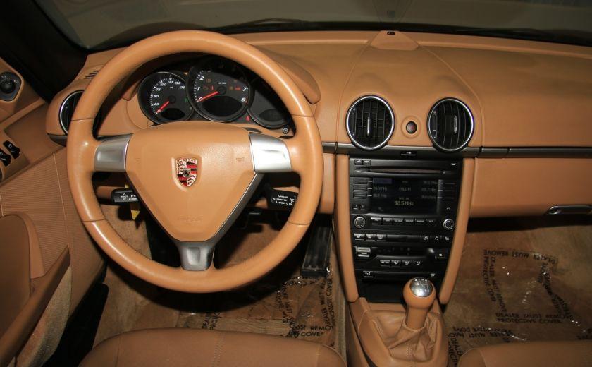 2009 Porsche Boxster A/C CUIR DÉCAPOTABLE MAGS #18