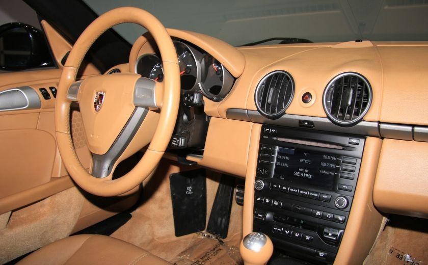 2009 Porsche Boxster A/C CUIR DÉCAPOTABLE MAGS #25