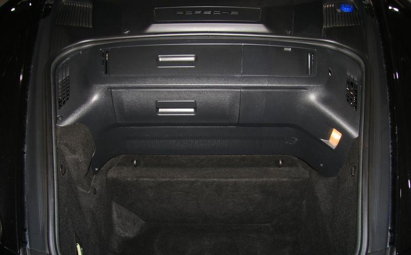 2009 Porsche Boxster A/C CUIR DÉCAPOTABLE MAGS #27
