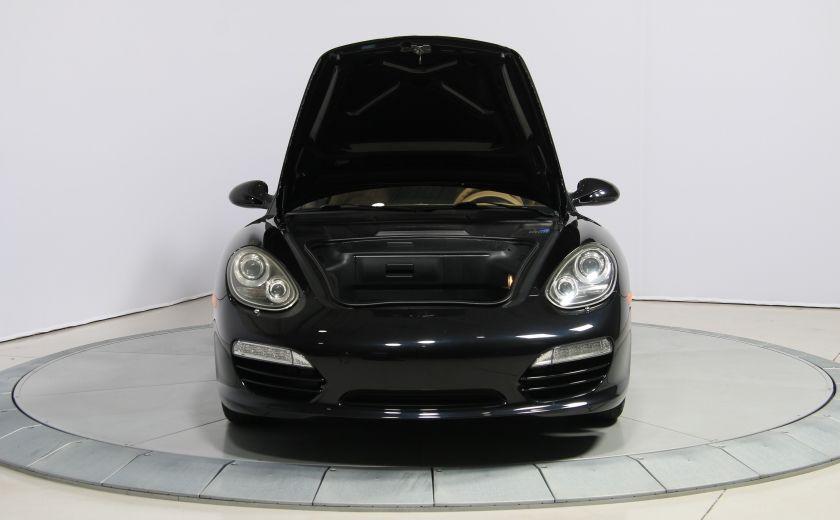 2009 Porsche Boxster A/C CUIR DÉCAPOTABLE MAGS #28