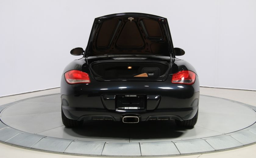 2009 Porsche Boxster A/C CUIR DÉCAPOTABLE MAGS #29